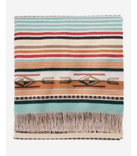 Chimayo Throw Coral (Chimayo)