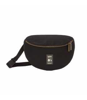 Gold Beat Bum Bag Black