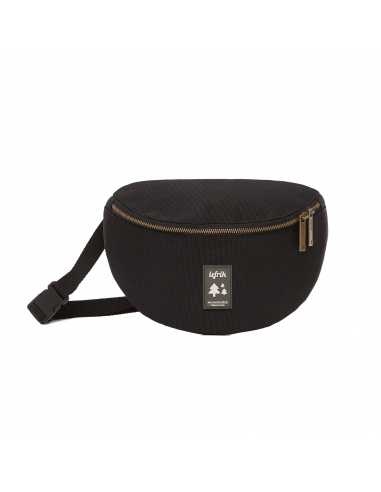 Gold Beat Bum Bag Black