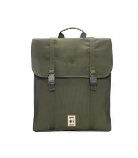 Handy Backpack Olive/Ecru