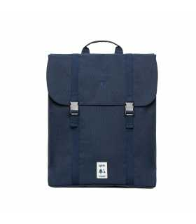 Handy Backpack Navy/Ecru